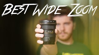 Tokina 11-16mm Review - Best Wide Angle Zoom Lens for MFT!!!
