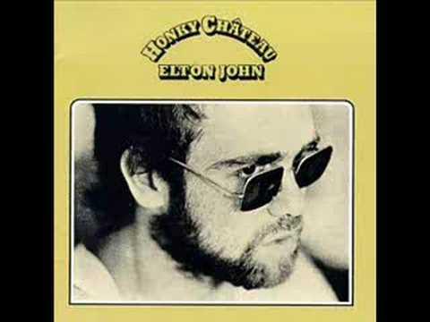 Mona Lisas & Mad Hatters  Elton John Honky Chateau 9 of 10