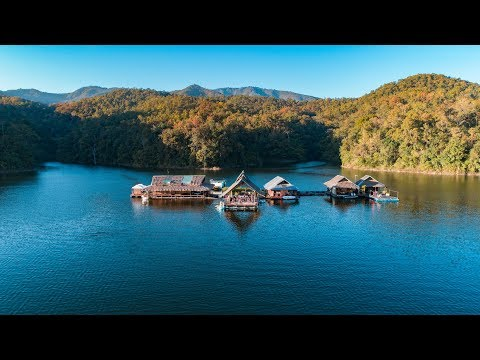 Floating Retreat Center with Thailand Yoga Holidays