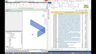 La computazione dei singoli strati - Revit, ArchVISION RP e PriMus - Il computo allo stato dell'arte