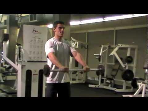 John Carter Workout - Taylor Kitsch Training