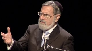 The Future of Judaism with Rabbi Jonathan Sacks