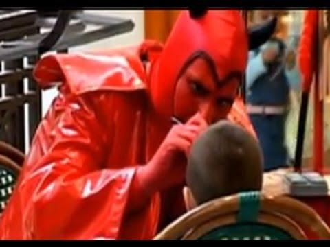 Annoying Devil In London - Balls Of Steel