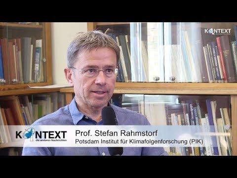 Stefan Rahmstorf: Der unterschätzte Klimawandel: Jetstreams, versinkende Städte, Todeszonen im Meer