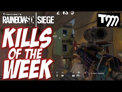 RAINBOW SIX SIEGE - Top 10 Kills of the Week #50