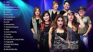 AEGIS Nonstop Songs 2018 - Best OPM Tagalog Love Songs Of All Time