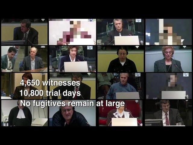 Closing of the International Criminal Tribunal for the former Yugoslavia