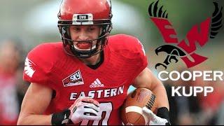 cooper kupp highlights hd   eastern washington   2017 nfl draft