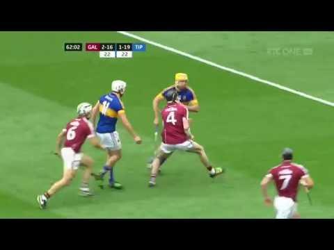 John McGrath Hurling Goal vs Galway 2016