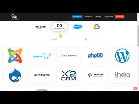 Drupal8 | Steps for Alibaba Cloud Installation powered by Miri Infotech