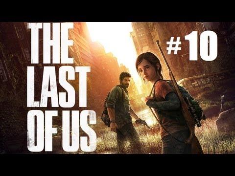 THE LAST OF US #10 | Escape de la escuela | Gameplay en español, Walkthrough