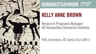 Stories From the Field | Kelly Anne Brown