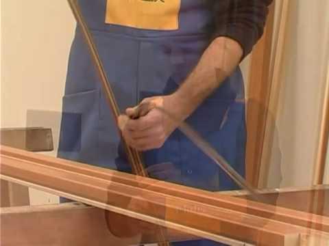 Molduras y acabados para puertas correderas youtube - Como hacer puertas correderas ...