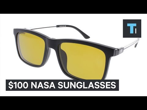 You can buy the only sunglasses made with NASA optical technology for less than $100