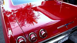 Awesome 1965 Chevy Impala Super Sport