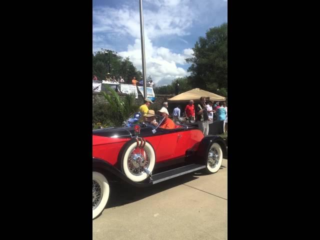 1928 Auburn Speedster Ault Park 2015