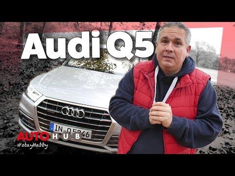 Audi Q5 2.0 TDI quattro ultra im Test mit Habby