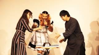 アジアで爆発的人気を誇るレディビアードさんが、東京アニメの留学生特...