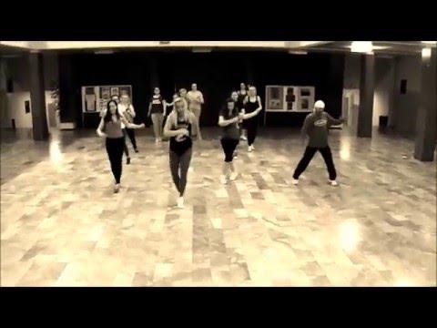 I am so excited  Zumba choreography