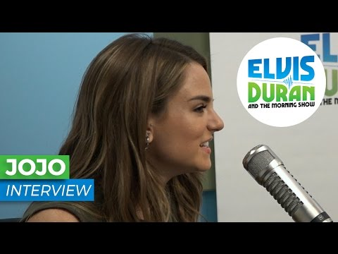 "JoJo Chats Fifth Harmony, Her Label Issues, Kesha, and New Single ""No Apologies"" 