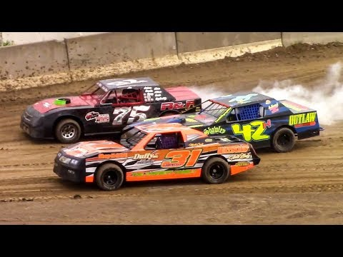 Pure Stock Heat One | Old Bradford Speedway | 5-20-18