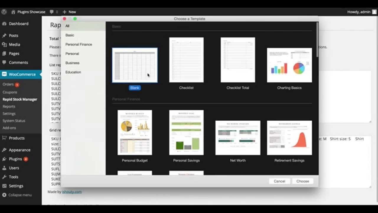 rapid stock manager v1 0 wordpress woocommerce plugin youtube