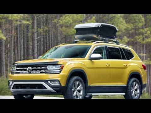 HOT NEW !!! Volkswagen Atlas Weekend Edition Concept