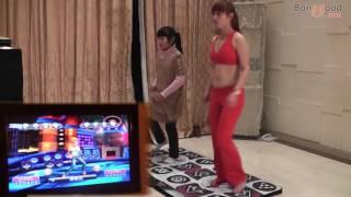 KangLi TV/PC Wireless Double Dance Pad