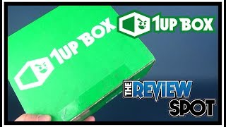 Subscription Spot | 1UP Box February 2018