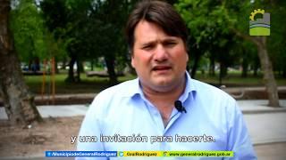 INAUGURACIÓN DE LOS CORREDORES VERDES