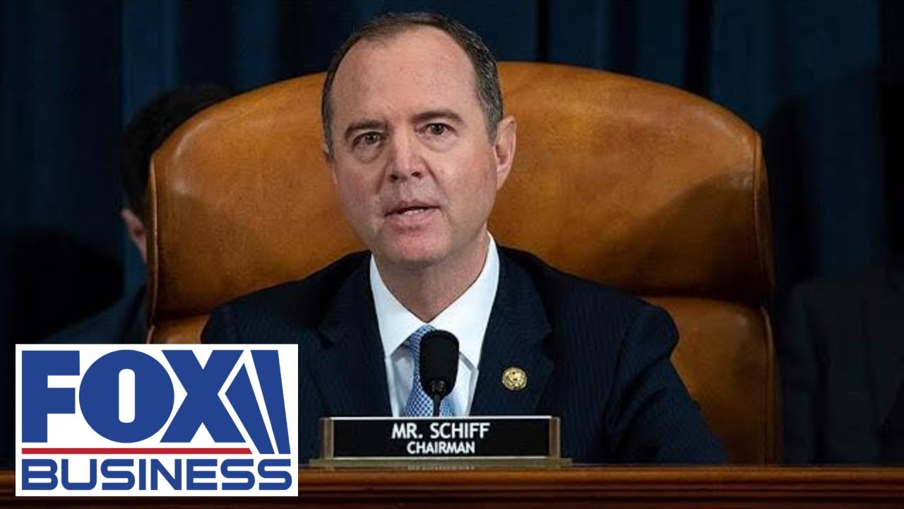 Schiff wasn't troubled by FBI abuses on Trump campaign: Coulson