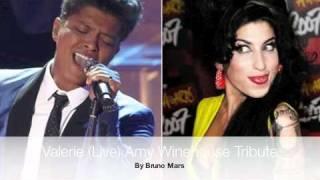 Bruno Mars - Valerie (Live) w/Download Link