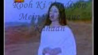 Aap yun faaslon se with lyrics  from the movie Shankar Hussain
