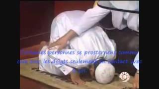 Voila comment tu dois prier, cheikh mohamed al