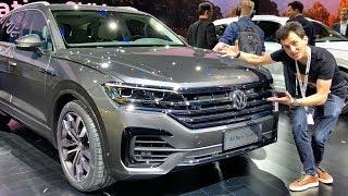 Первый Обзор На Новый Туарег! 900 Нм?! Вот Почему У Mercedes И Bmw Проблемы. Vw Touareg. Volkswagen.
