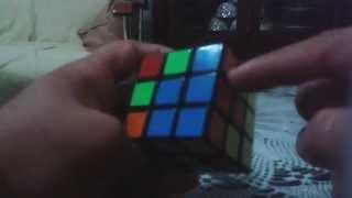 Rubik Küp Petrus Yöntemi anlatımı