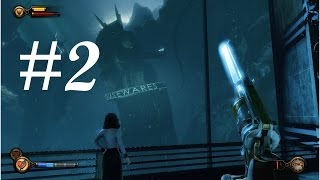 Bioshock Infinite: Burial At Sea (PC) Gameplay Walkthrough #2