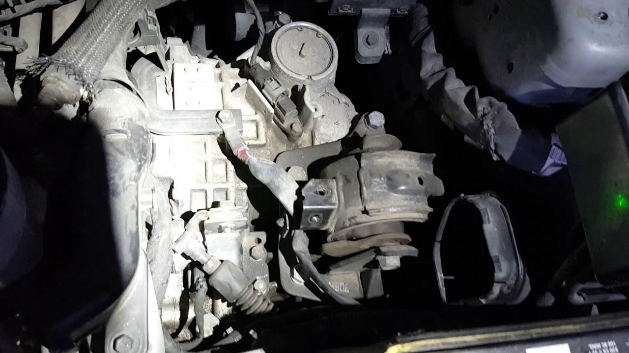 2006 Hyundai Sonata Input (and Output) Speed Sensor Replacement
