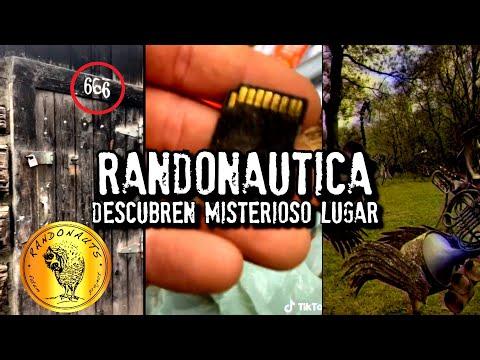 RANDONAUTICA ha descubierto este misterioso lugar | VIDEOS