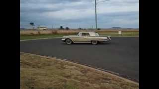 For sale 1960 Ford Thunderbird Qld Toowoomba Great cruiser