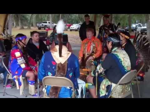 1st Native American Festival At Princess Place Reserve