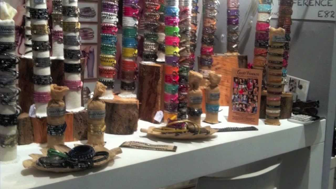 Visite des salons internationaux du bijou fantaisie avec - Salons internationaux ...