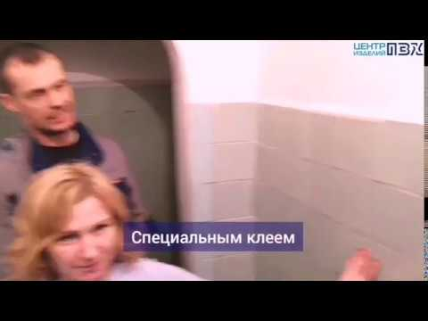 Красивый туалет за 1500 рублей, отделка стен Панели ПВХ мозаика Тандем