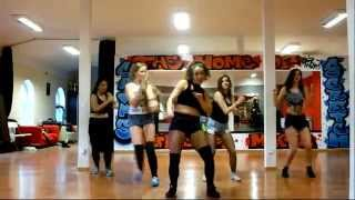 "Demarco - ""Text Back"" Dancehall Choreography by Ewela"