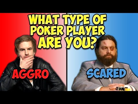 What type of Poker Player are you? What's Your Style?