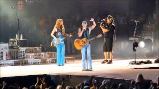 Kenny Chesney - Out Last Night at MetLife Stadium August 15, 2015