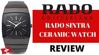 Rado Sintra Watch Men s Watch Review Model R13767172