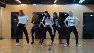 Download EXID 'Ah Yeah' mirrored Dance Practice