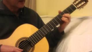 """Hướng Dẫn Guitar Solo Đoạn Dạo Đầu (Intro.) Bài """"CĂN NHÀ NGOẠI Ô"""""""