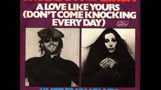 Nilsson & Cher - A Love Like Yours (Don